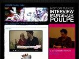 + OU - GEEK / interview de Mr Poulpe (Golden show, Nerdz,...)