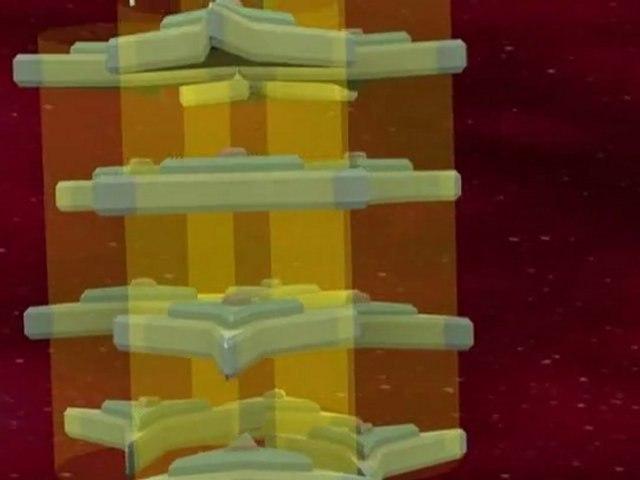 Des nano-fibres hautement conductrices qui se construisent toutes seules