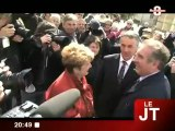 Présidentielle : François Bayrou à Annecy