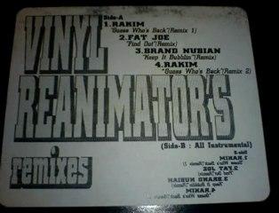 Brand Nubian - Keep It Bubblin' (Reanimators Rmx 1997)