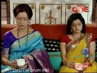Tv serial: April 2012