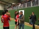 TV Canal32 - Le JT des Sports du 02 04 2012 - Sainte Maure Troyes Handball