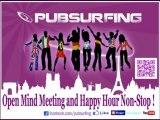 Pubsurfing @Bar 3 Odéon Le 18Avril2012 Filmed by Dan Bizet