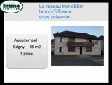 Achat Vente Appartement  Ségny  1170 - 35 m2