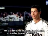 "Cristiano Ronaldo : ""Ribéry est très dangereux"""