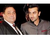 Rishi Kapoor and Son Ranbir Kapoor To Share Screen Together- Bollywood Gossip