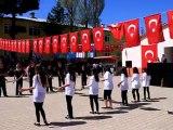 Gülek Atatürk İlköğretim Okulu nun Sultanları 23 Nisan 2012