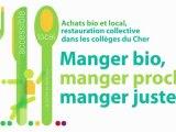 Manger bio, manger proche, manger juste