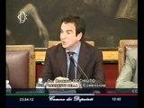 Roma - Audizione del Viceministro dell'Economia e delle Finanze, Vittorio Grilli (23.04.12)