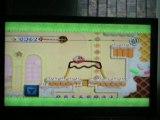 Kirby Epic Yarn (6) Un parc un peu trop sucré