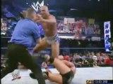 WWE Smackdown 2003-09-18 - Kurt Angle vs. Brock Lesnar (WWE Title 60 Minute Iron Man Match)