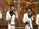 [Vietsub+Kara][Perf]THSK - Stand By You @NHK 60th Kouhaku Uta Gassen {DBSK Team}[360Kpop]