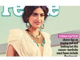 Style Diva Sonam Kapoor Turns Cover Girl For People's Magazine - Bollywood Babes
