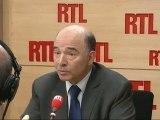 """Pierre Moscovici, directeur de campagne de François Hollande et député PS du Doubs : """"La sortie de Sarkozy sur le 1er Mai est une faute"""""""