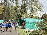START: les activités à Jambes et La Plante pour les 100 ans de la Fédération Scouts