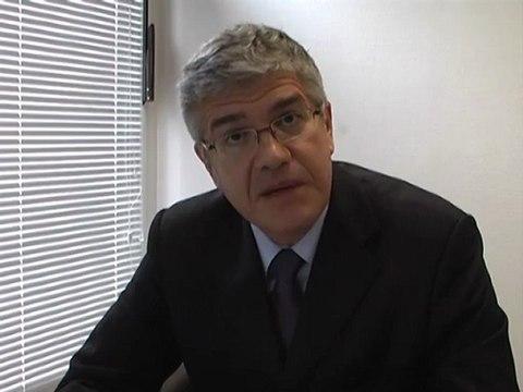 Jean GIRARDIN, Responsable des affaires européennes et de la coopération territoriale au Ministère de l'Intérieur