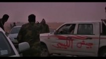 Libia - La battaglia sulla strada per Ras Lanouf