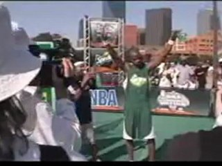 AND1AIR UP THERE MR.720 KiLLS NBA SPRiTE DUNK CONTEST!!!