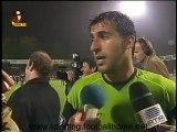 Ultimo minuto, golo, festa e reportagem no AZ Alkmaar - 2 Sporting - 1 (3-2) aet, 2004/2005