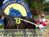 L'Hippodrome d'Hyères - Visite et Déjeuner avec le Club de la Presse 83