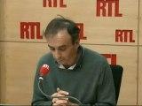"Eric Zemmour : ""Droite - FN : jeux interdits !"""