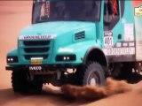 Rallye OiLibya du Maroc 2011 : Clip Étape 2