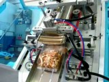 TECHNO D - Packaging machine for biscuits, breadsticks, fragile and very fragile products