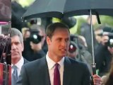 Prince William and Kate Middleton's Brolly Good Show at African Cats Premiere