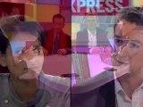 Najat Vallaud-Belkacem et Guillaume Peltier débattent pour L'Express
