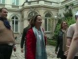 Ségolène Royal participe à la riposte-party