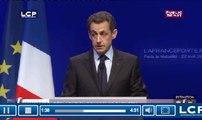 Évènements : Meeting de Nicolas Sarkozy à Mulhouse