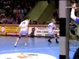 Roucoulob Görbicz / Györ-Békéscsaba / Handball Féminin Hongrie