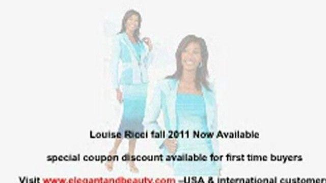 Louise Ricci Suits-Louise Ricci Suit, Dominique Palacious Suits-Occasion Dresses For Weddings