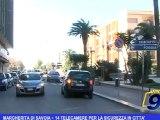 Margherita di Savoia | 14 telecamere per la sicurezza in città