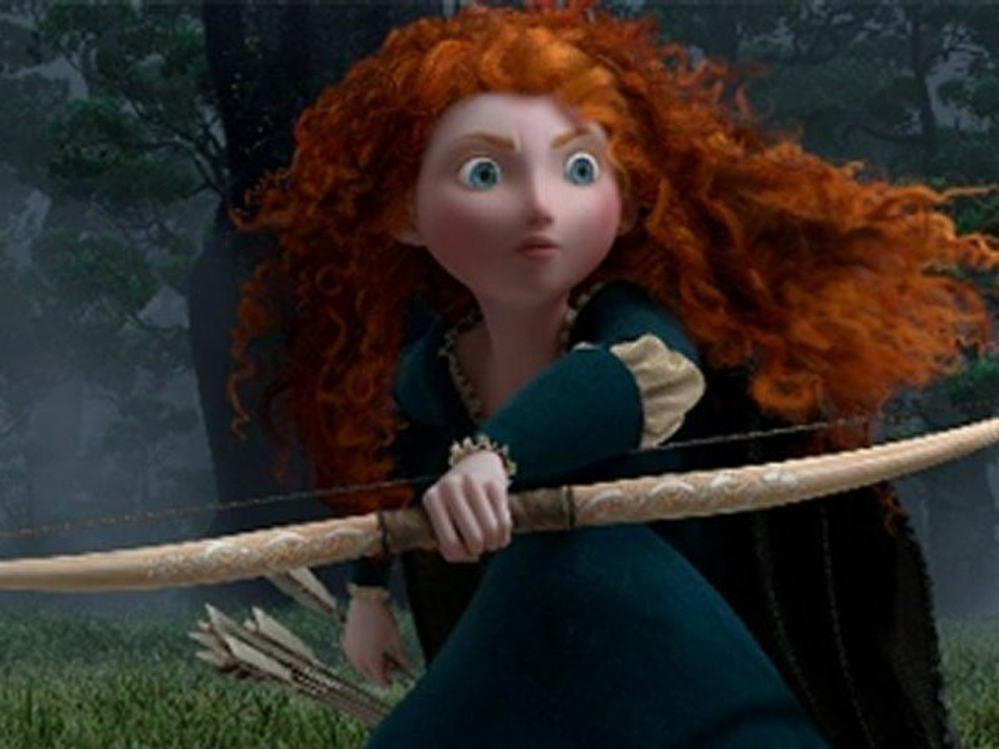 Brave Pixar Full Movie HD Watch Full Movie Online 2012 Part 1/9