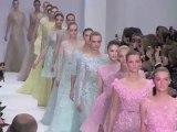 Fashion Week Elie Saab Paris Haute Couture Spring Summer 2012