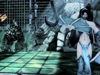 Mileena Show Extended- Mortal Kombat de Mortal Kombat 9