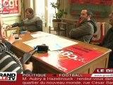 1er Mai : Polémique entre Sarkozy et les syndicats