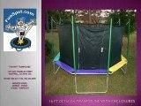 Trampoline: Magic Circle Trampolines by Fun Spot Trampolines