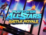 PlayStation All-Stars Battle Royale Reveal [HD]