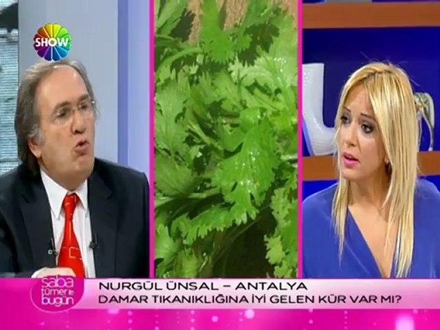 Prof. Dr. İbrahim Saraçoğlu - Damar tıkanıklığı için kür