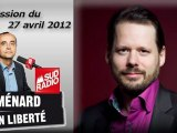 François Delapierre invité de Robert Ménard sur Sud Radio