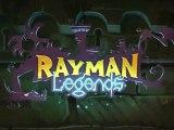 Rayman Legends - Wii U Trailer