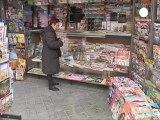 Chômage record dans une Espagne qui plonge dans la...