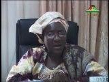 CENI INFO : Hadja Aminata Mame Camara, vice-présidente; Cheick Mohamed Konaté, directeur des opérations; Amadou Salifou Kébé, chef du département juridique et contentieux