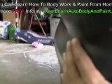 How To Repair Plastic Bumper Covers - Plastic Bumper Repair (in minutes!)