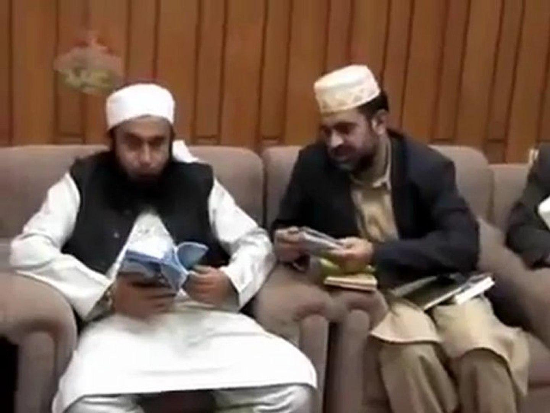 Mulana TariQ Jameel  Minhaj ul Quran Model Town Lahore  7 march 2012 Akmal_ufone +92 333 686 1111