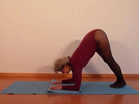 Yoga Asana: Vrishikasana - le scorpion