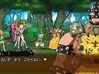 Gameplay 7 (12 minutes) de Code of Princess