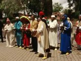 Maroc: hommage aux victimes de l'attentat de Marrakech